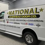 Commercial Van Vinyl Graphics