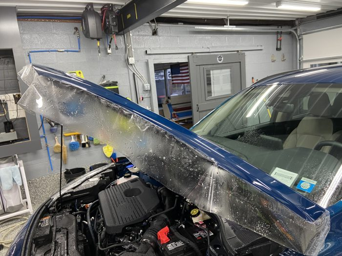 Ford Escape XPEL Paint Protection