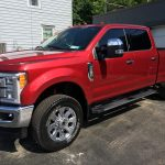 Ford Truck Detail
