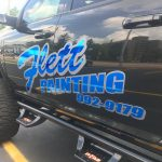 Commercial Truck Vinyl Graphics
